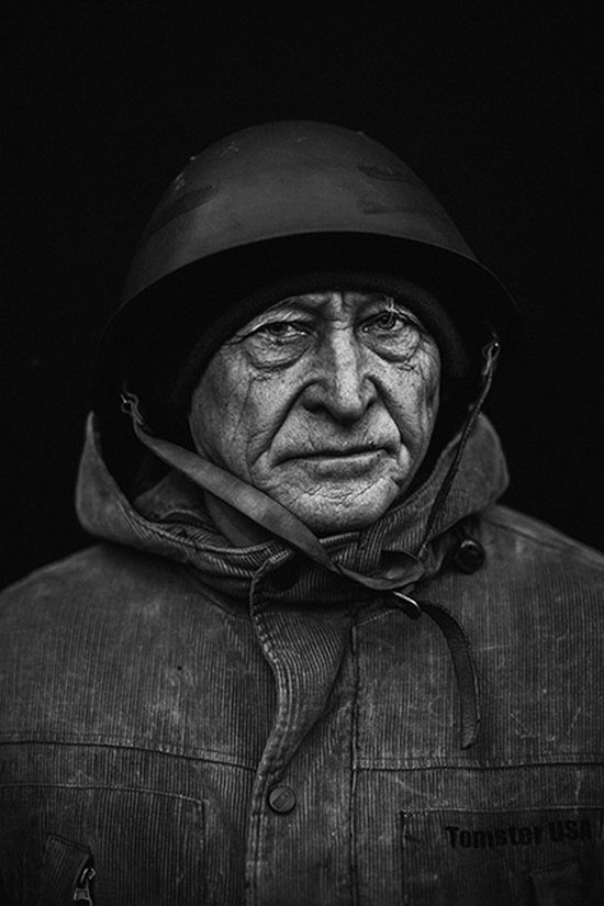 Portraits of Ukrainian revolutionaries, photo 12