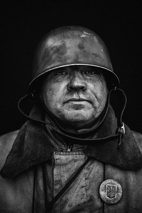 Portraits of Ukrainian revolutionaries, photo 15