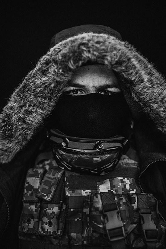 Portraits of Ukrainian revolutionaries, photo 16