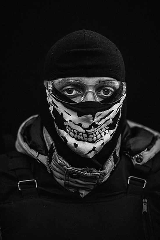 Portraits of Ukrainian revolutionaries, photo 17