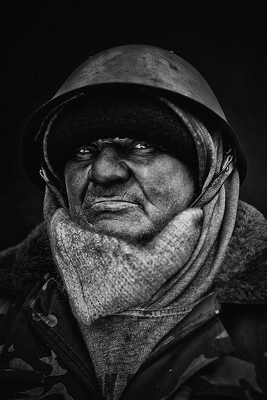 Portraits of Ukrainian revolutionaries, photo 19