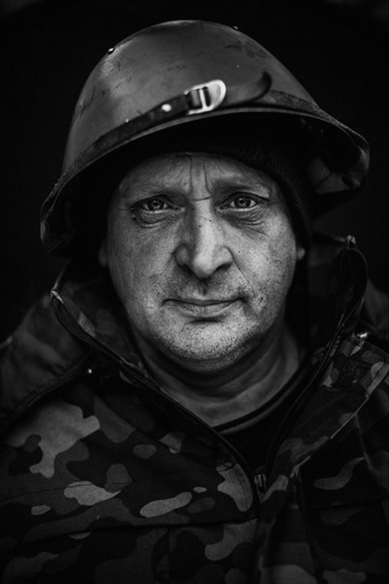 Portraits of Ukrainian revolutionaries, photo 7