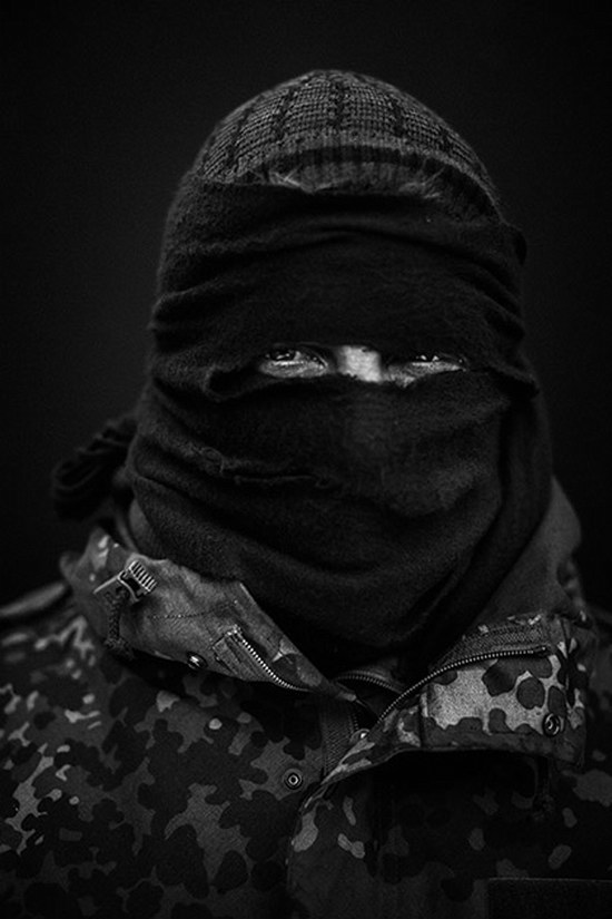Portraits of Ukrainian revolutionaries, photo 8