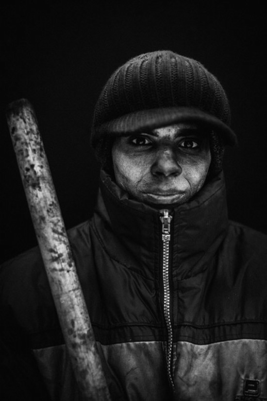 Portraits of Ukrainian revolutionaries, photo 9