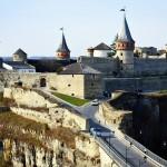 Walking the streets of ancient Kamenets Podolskiy