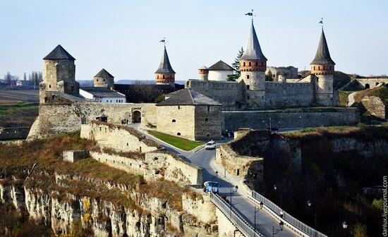 Ancient city of Kamenets Podolskiy, Ukraine, photo 1