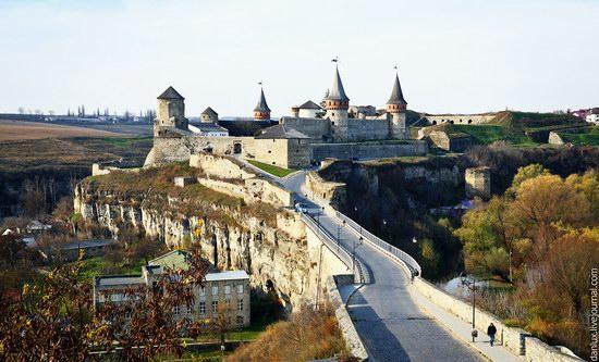 Ancient city of Kamenets Podolskiy, Ukraine, photo 18