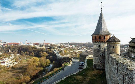 Ancient city of Kamenets Podolskiy, Ukraine, photo 4