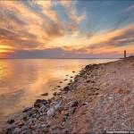 Chersonese lighthouse in Sevastopol