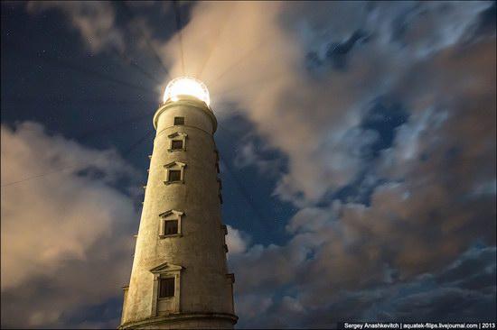 Chersonese lighthouse in Sevastopol, Crimea, Ukraine, photo 6