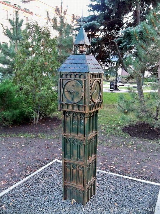 Forged Figures Park in Donetsk, Ukraine, photo 20