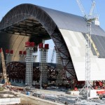 "Construction of ""New Safe Confinement"" for Chernobyl NPP"