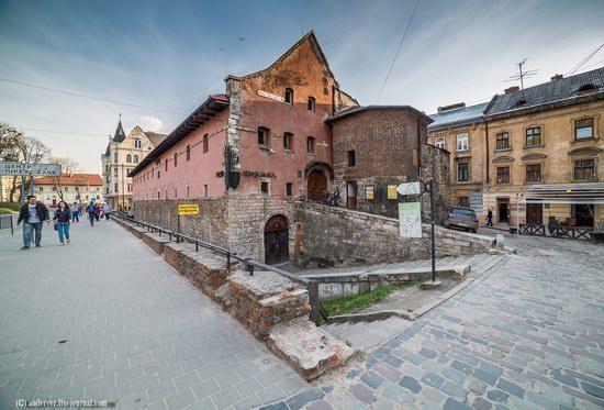 Beautiful architecture of Lviv, Ukraine, photo 10
