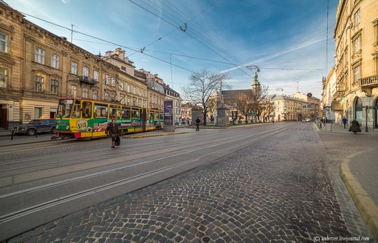 Beautiful architecture of Lviv, Ukraine, photo 11