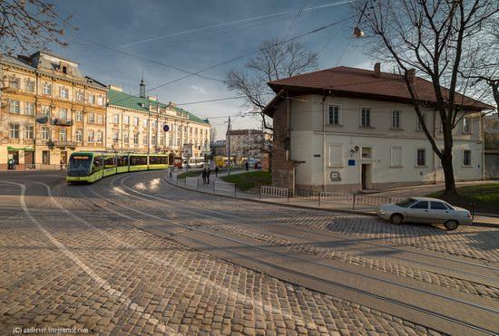Beautiful architecture of Lviv, Ukraine, photo 13
