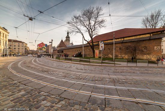 Beautiful architecture of Lviv, Ukraine, photo 14