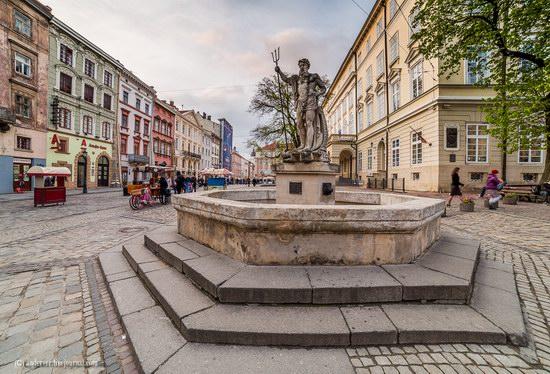 Beautiful architecture of Lviv, Ukraine, photo 17