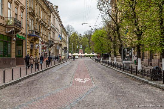 Beautiful architecture of Lviv, Ukraine, photo 18