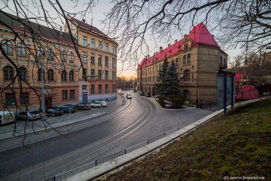 Beautiful architecture of Lviv, Ukraine, photo 2