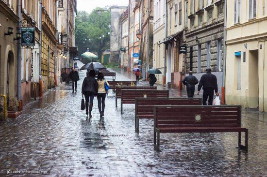 Beautiful architecture of Lviv, Ukraine, photo 20