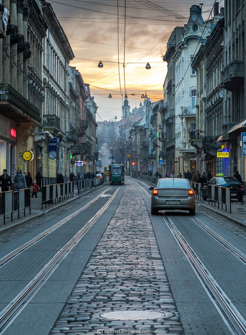 Architecture Of A Mom 15 Easy Diy Gift Ideas: Beautiful Architecture Of Lviv · Ukraine Travel Blog