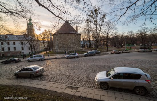 Beautiful architecture of Lviv, Ukraine, photo 22