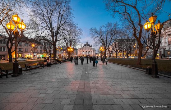 Beautiful architecture of Lviv, Ukraine, photo 23