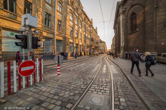Beautiful architecture of Lviv, Ukraine, photo 3