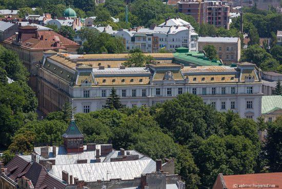 Beautiful architecture of Lviv, Ukraine, photo 8