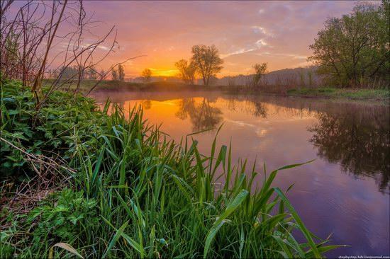 Ternovaya River, Kharkiv region, Ukraine