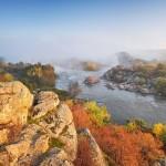 """Beautiful Nature of the National Park """"Bugsky Gard"""""""