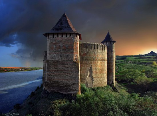 The Khotyn Fortress, Ukraine