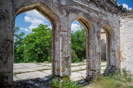 Abandoned Moorish palace near Odessa, Ukraine, photo 11