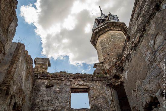 Abandoned Moorish palace near Odessa, Ukraine, photo 14