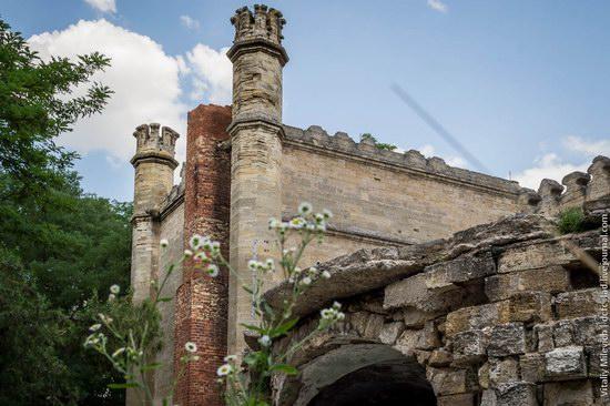 Abandoned Moorish palace near Odessa, Ukraine, photo 6