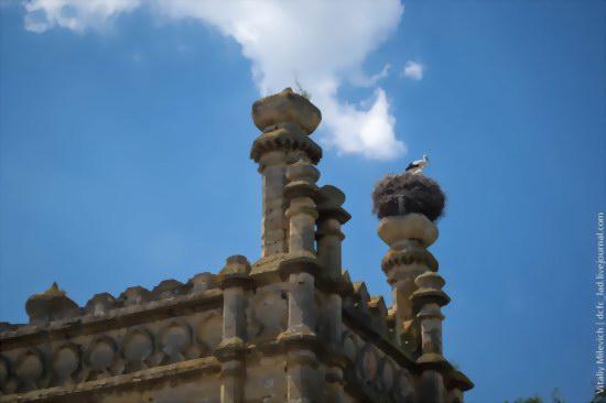 Abandoned Moorish palace near Odessa, Ukraine, photo 9
