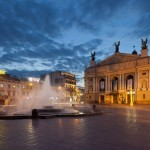 Lviv Theater of Opera and Ballet