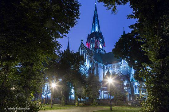 St Olga and Elizabeth church, Lviv, Ukraine