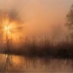 Early in the morning in Kharkiv region