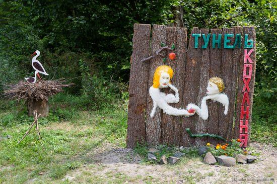 The Tunnel of Love, Rivne region, Ukraine, photo 2