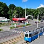 Walking the streets of beautiful Vinnitsa