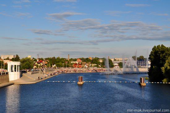 Walking the streets of beautiful Vinnitsa, Ukraine, photo 17