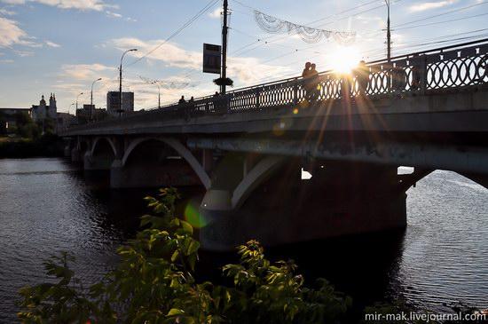 Walking the streets of beautiful Vinnitsa, Ukraine, photo 18