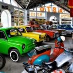 The Auto-Bike-Photo-TV-Radio museum in Vinnitsa