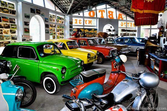 The Auto-Bike-Photo-TV-Radio museum in Vinnitsa, Ukraine, photo 1