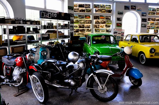 The Auto-Bike-Photo-TV-Radio museum in Vinnitsa, Ukraine, photo 10