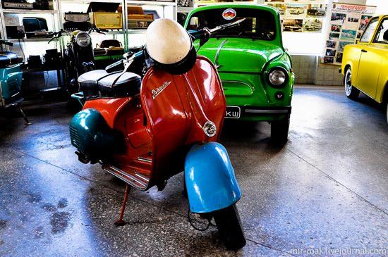 The Auto-Bike-Photo-TV-Radio museum in Vinnitsa, Ukraine, photo 11