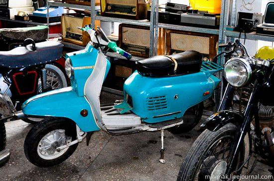 The Auto-Bike-Photo-TV-Radio museum in Vinnitsa, Ukraine, photo 13