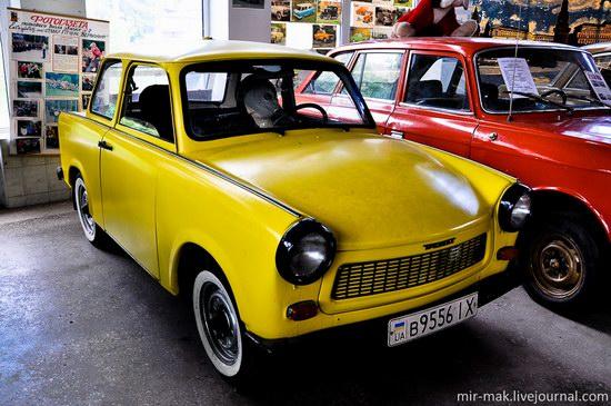 The Auto-Bike-Photo-TV-Radio museum in Vinnitsa, Ukraine, photo 16