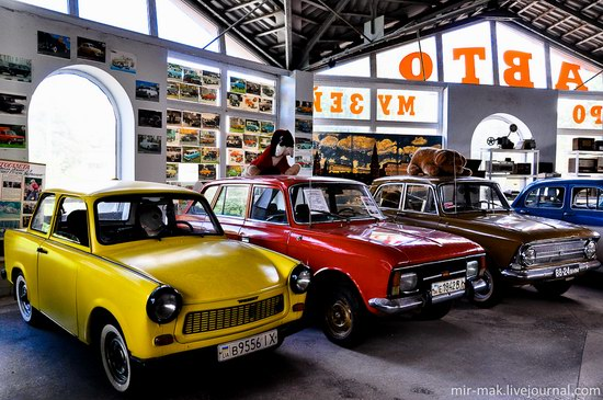 The Auto-Bike-Photo-TV-Radio museum in Vinnitsa, Ukraine, photo 19